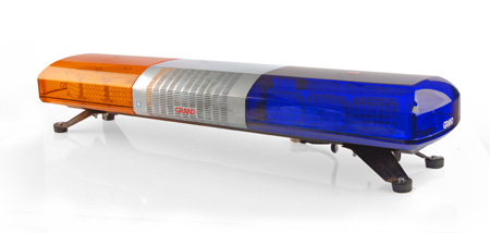 Emergency light bars ijs electronics mars voice series blue amber aloadofball Image collections